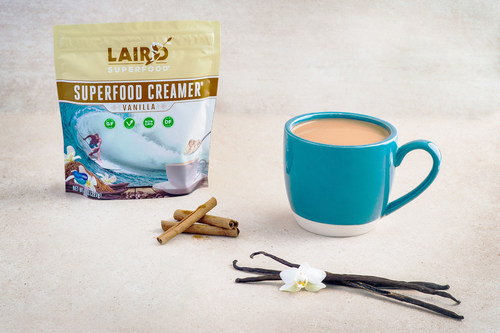 Laird Superfood Releases New Vanilla Superfood Creamer with Real Madagascar Bourbon Vanilla