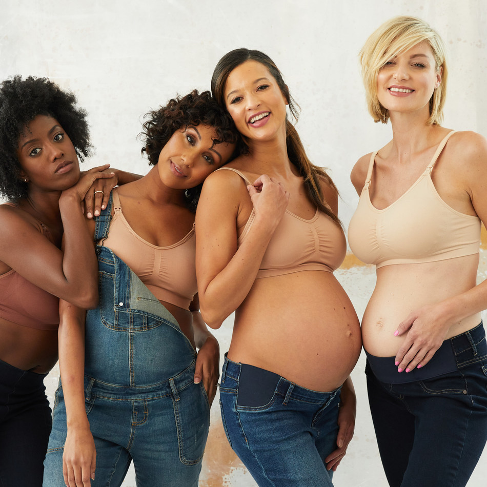 "Motherhood Maternity® Introduces Shades of ""Nu Nudes"" in Customer-Favorite Seamless Maternity and Nursing Bras"