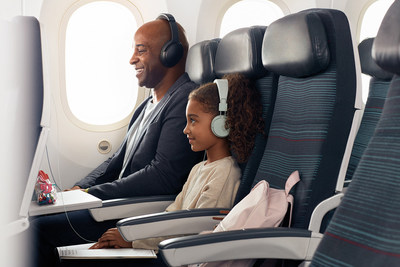 Air Canada Named Best Family-Friendly Airline in North America and Best Family-Friendly Frequent-Flyer Program at the Wherever Awards (CNW Group/Air Canada)