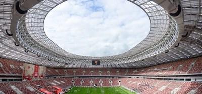 Estadio Luzhniki en Moscú, Rusia (imagen de Mos.ru)