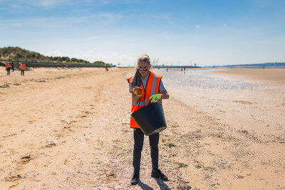 Penta Hotels World Cleanup Day 2019. Credit: Crosby Michelle Roberts