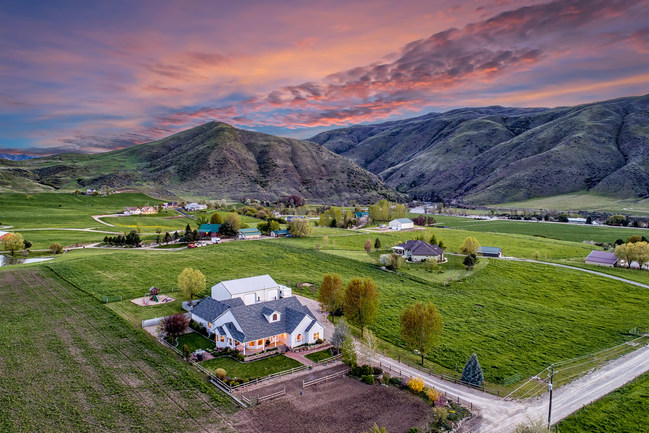 Becky Beacham of 360Idaho in Boise earned the Best Aerial Photo of the Year Visual Media Award from the Collabra Media Group for this stunning image.