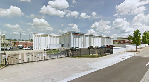 Tulsa World Warehouse