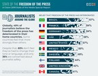 Cision Releases 'State of the Freedom of the Press' Special Report