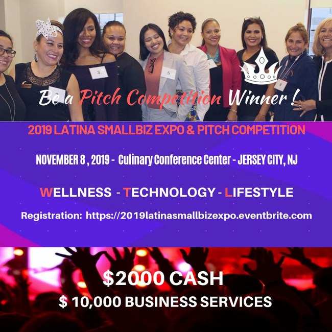 Registration is now open for the Pitch your Business Competition (Credit: Latinas in Business Inc.)