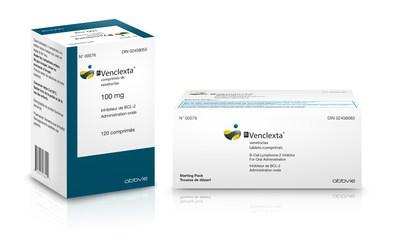 Venclexta (Groupe CNW/AbbVie)
