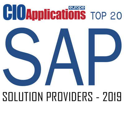 CIO Applications Europe Top 20 SAP Solution Providers