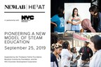 New Lab, Microsoft and the City of New York Launch HE3AT, a STEAM Education Program for Brooklyn South High School Students