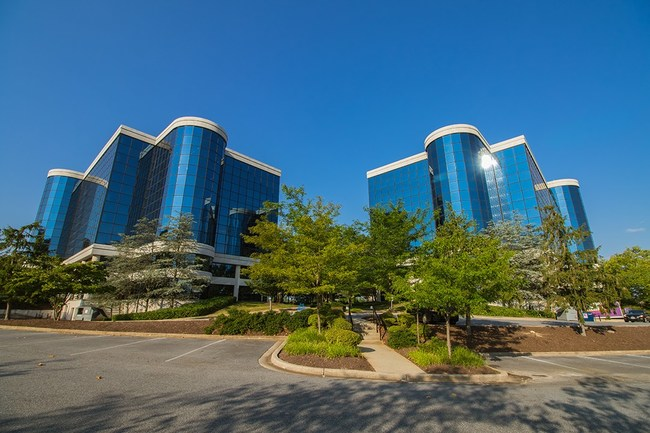 Exterior image of Capital Office Park