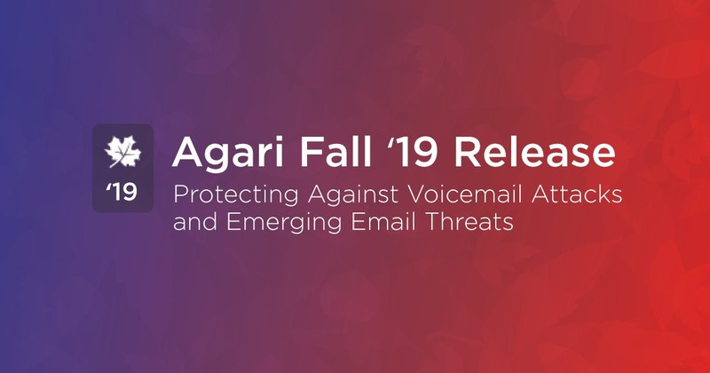 Cybercriminals are evading traditional email security controls by impersonating a voicemail that embeds links or attachments containing the latest ransomware, trojans, and phishing kits