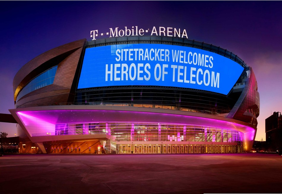 Celebrating the USA's most innovative telecom companies, products, and people. Enter to be in with a chance to join us and be crowned a Hero of Telecom at the  T-Mobile Arena on November 20, 2019.