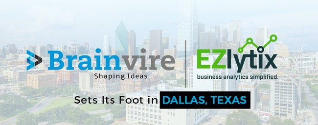 Brainvire Infotech Inc. announces its new office in Dallas, Texas