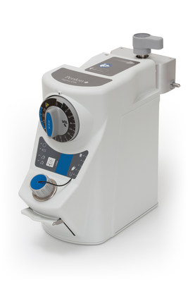 Sigma EVA, the new desflurane vaporizer for anaesthesia, designed and built by Penlon Limited in the UK