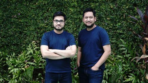 Faris Rahman, Cofounder & CTO of Nodeflux and Meidy Fitranto, Cofounder & CEO of Nodeflux.