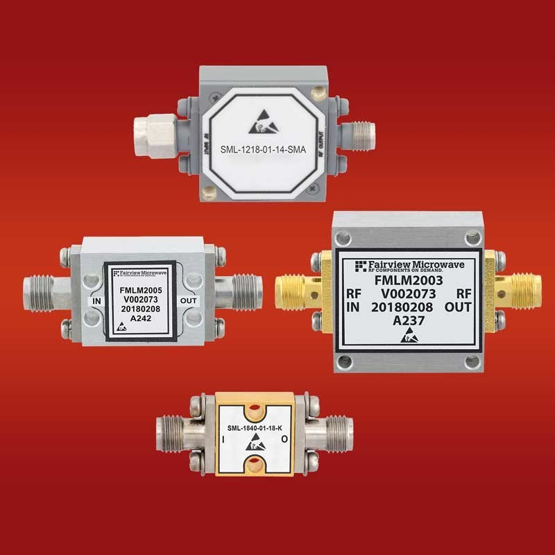 Fairview Microwave Expands Line of Hi-Rel RF Limiters that Protect Sensitive RF Receiver Components