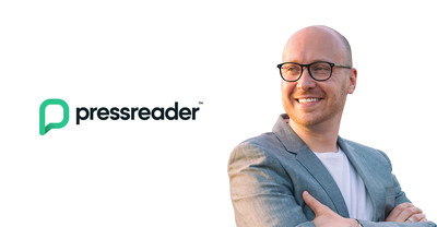 Nikolay Malyarov appointed CEO of PressReader International