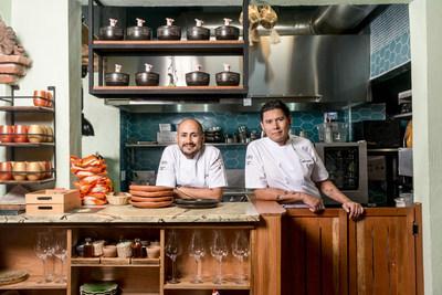 Miele One to Watch Award - Celele (PRNewsFoto/Latin America's 50 Best Restaur)