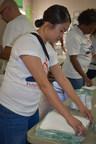Hunt Companies Hosts Helping Hands Week