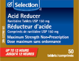 Selection 50 tablets (CNW Group/Health Canada)