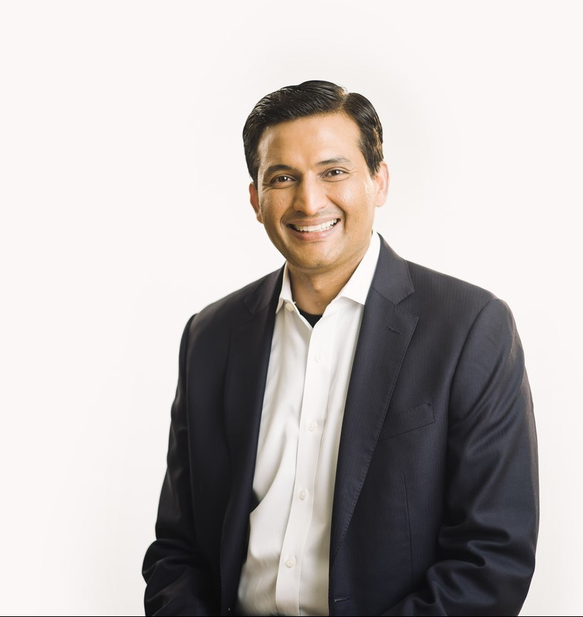 Girish Venkatachaliah, Chief Product & Technology Officer for Decision Resources Group