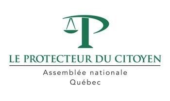 Logo: the Québec Ombudsman (CNW Group/Protecteur du citoyen)