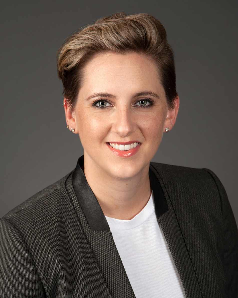AGS' Meredith McEvoy, Engineering Operations Director, has been named an 'Emerging Leader of Gaming 40 Under 40' for 2019-2020.