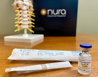 Nura announced it will begin providing free Narcan® kits and training directly to its patients with high-dose opioid prescriptions eliminating barriers related to cost or pharmacy visits.
