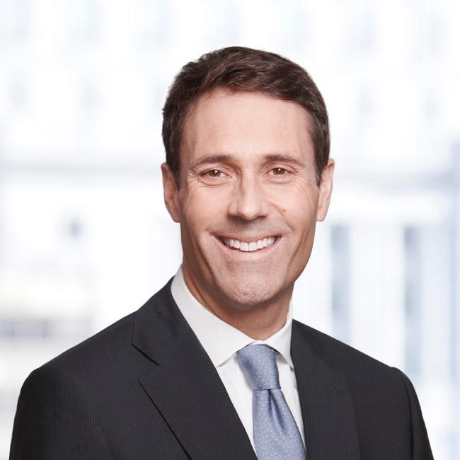 Michel Trudeau, new Valeo Pharma Board of Directors member (CNW Group/Valeo Pharma inc.)