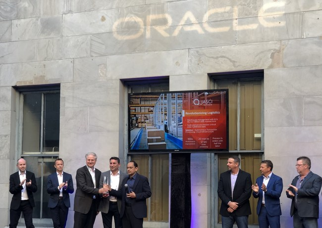 2019 Oracle Excellence Award for Cloud Platform Innovation