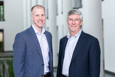 Thomas E. Polen (left) will succeed Vincent A. Forlenza as chief executive officer and president of BD, effective Jan. 28, 2020.