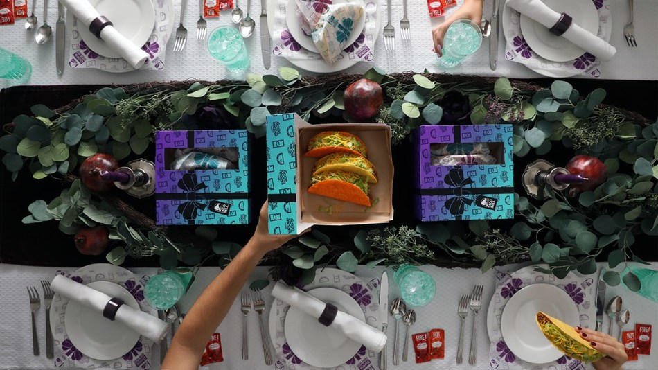 Fans looking to give the gift of tacos to loved ones from afar can even send a digital gift card leading up to National Taco Day on October 4.