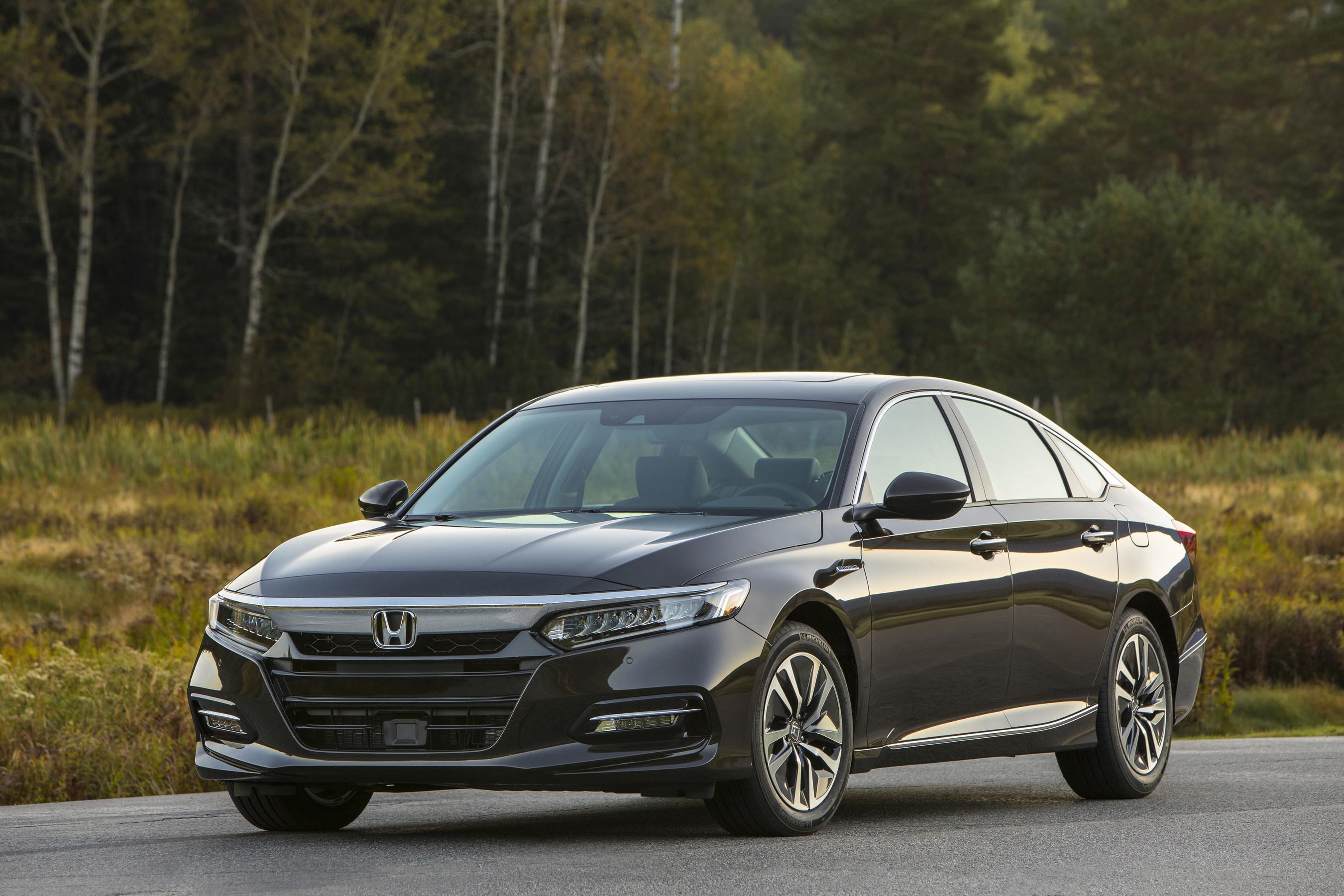 2020 Honda Accord Hybrid Release Date