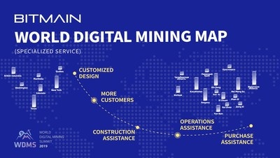 World Digital Mining Map