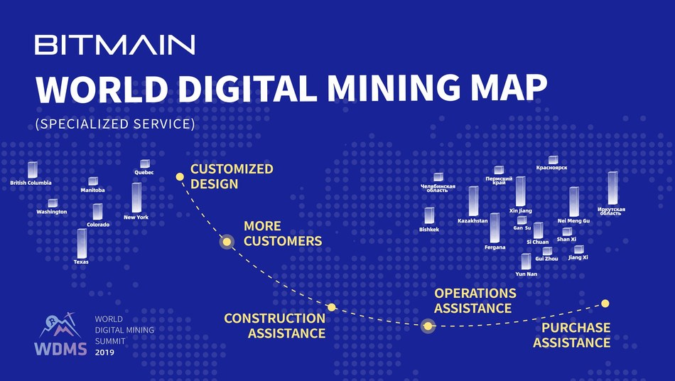 World Digital Mining Map