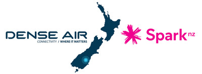 Dense Air and Spark use 2600 MHz to enable New Zealand's first live 5G Service