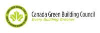 Logo: Canada Green Building Council (CNW Group/Canada Green Building Council)