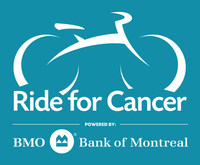 Ride for Cancer powered by BMO Bank of Montreal is Atlantic Canada's largest fundraising cycling event. (CNW Group/QEII FOUNDATION)