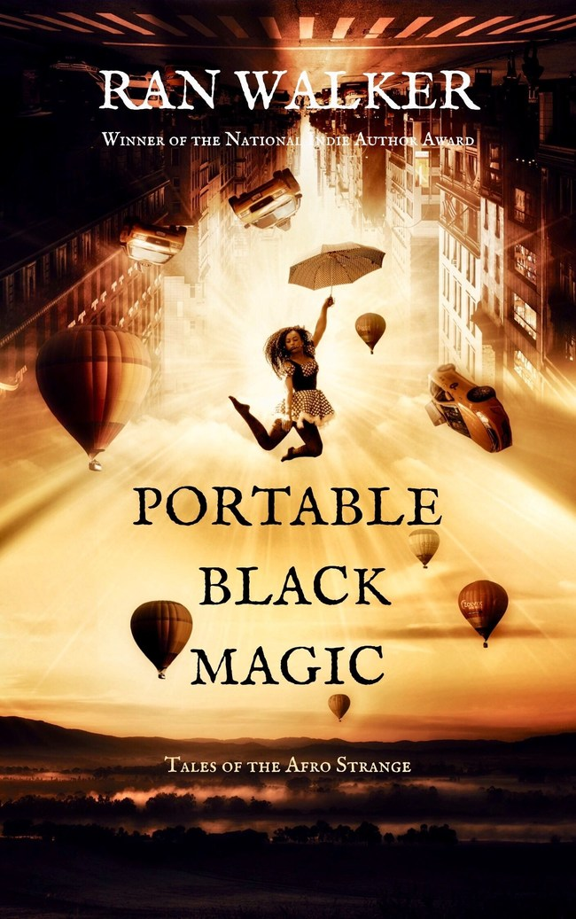 Cover of Ran Walker's Portable Black Magic