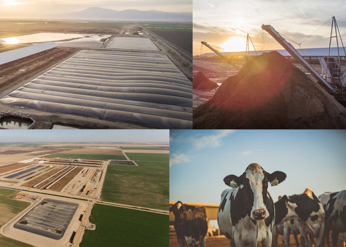 Through the implementation of digesters and other technologies, California dairy farms will reduce an estimated 2.2 million metric tons of greenhouse gases each year.