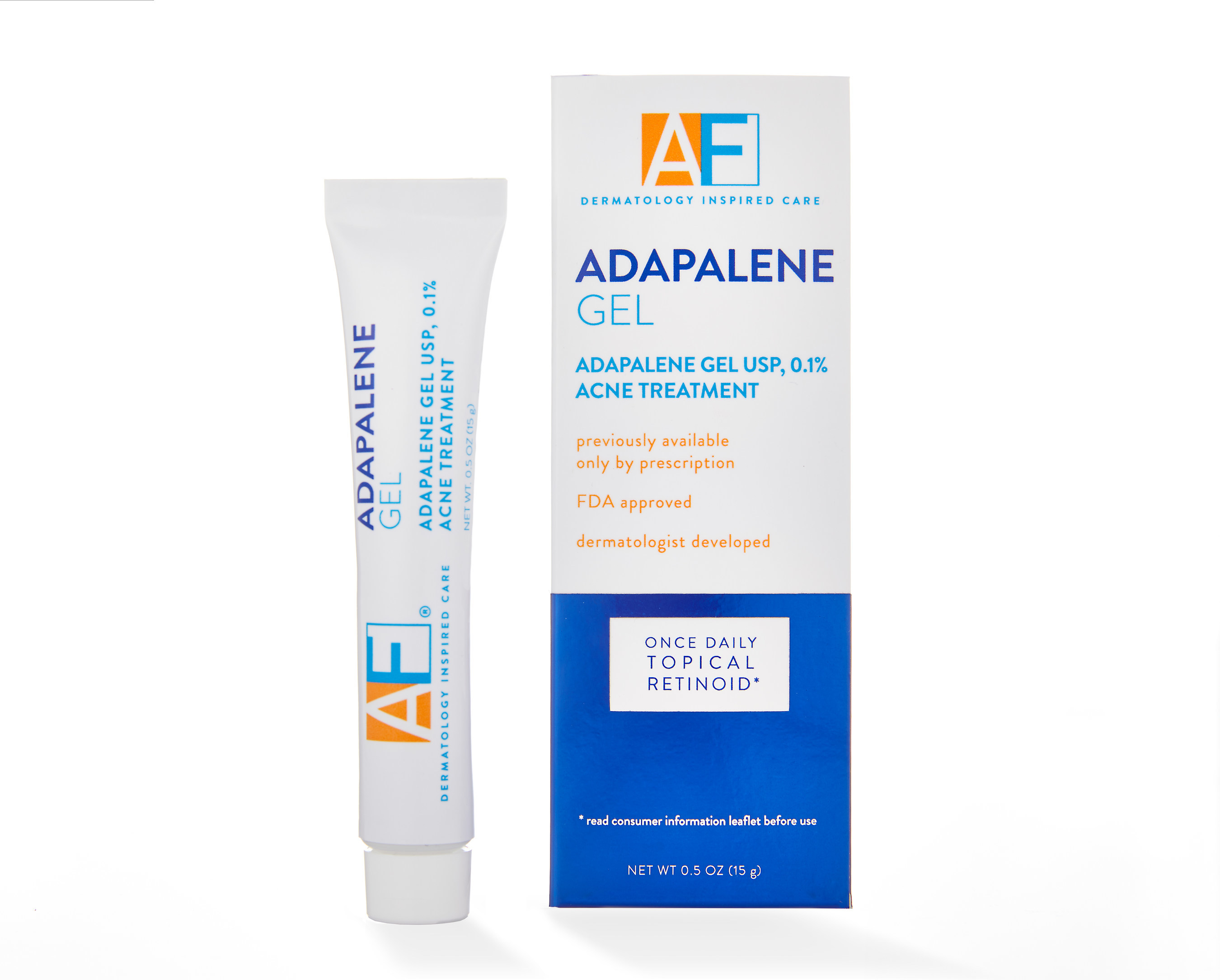 Acnefree Launches Their Adapalene Gel Retinoid Acne Treatment For