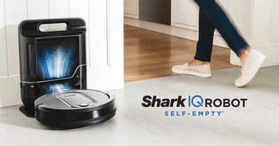Shark® IQ Robot Self-Empty™