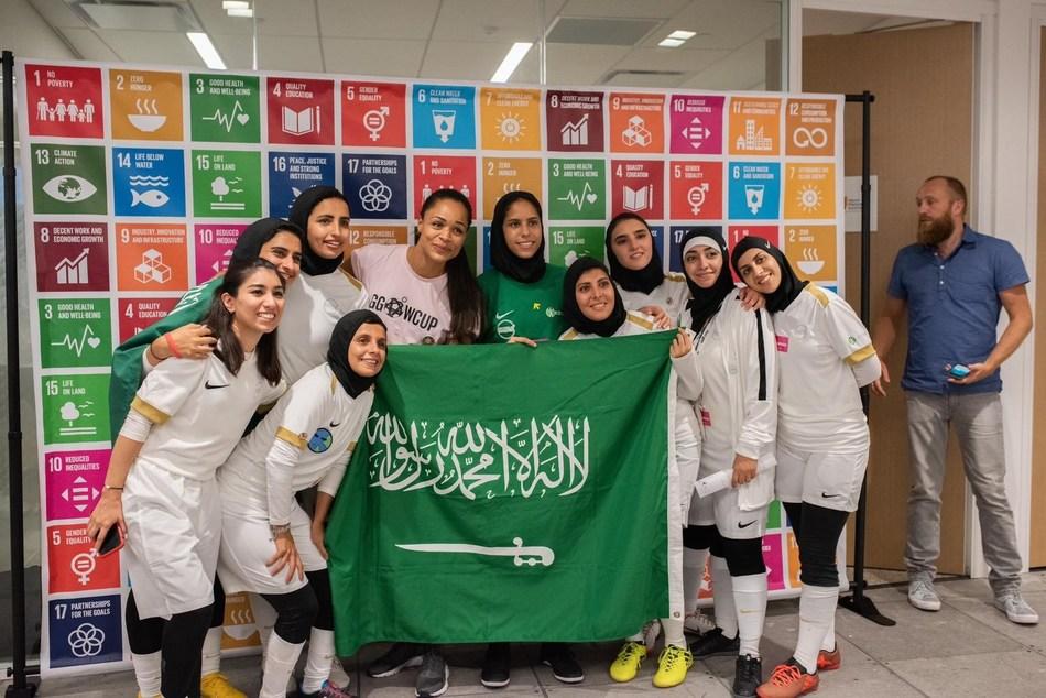 (PRNewsfoto/Royal Embassy of Saudi Arabia, )