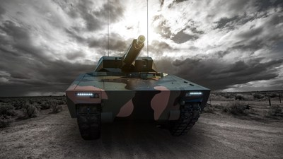 The Lynx Infantry Fighting Vehicle will be made in America.  (Photo: Rheinmetall Defence)