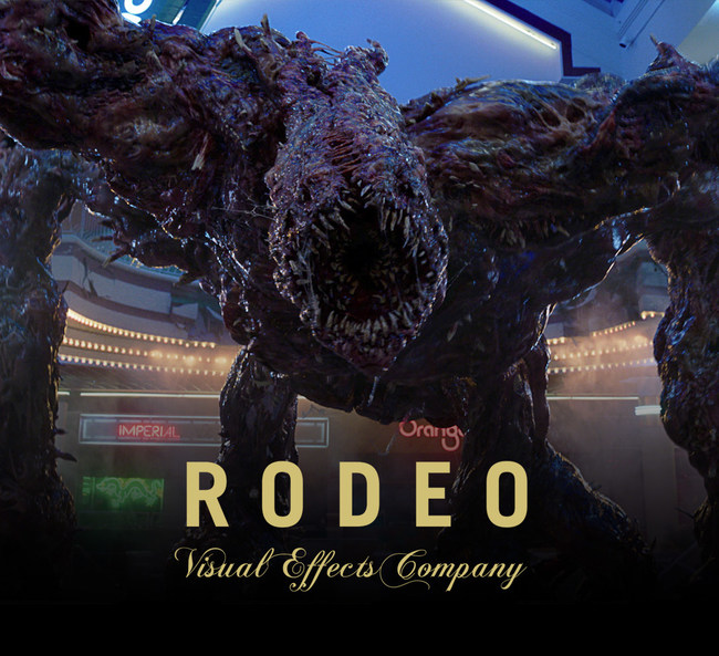 Rodeo FX reveals the visual effects behind the monsters of Stranger Things 3 (CNW Group/Rodeo FX)