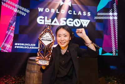The World Has a New #1 Bartender - Singapore's Bannie Kang Takes Top Spot at Diageo World Class Bartender of the Year Finals 2019