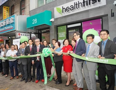 Healthfirst's new storefront community office at 28 East Broadway in Chinatown is open for business.