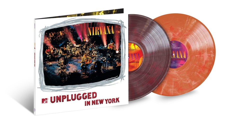 EXPANDED VERSION OF NIRVANA'S LEGENDARY 'MTV UNPLUGGED IN NEW YORK' DEBUTS AS A 2LP SET CELEBRATING ITS 25th ANNIVERSARY TO BE RELEASED ON NOVEMBER 1, 2019
