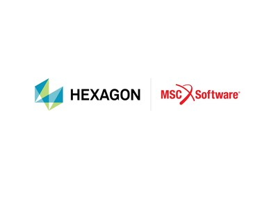 MSC Software, part of Hexagon (PRNewsfoto/MSC Software)