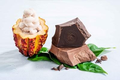 百乐嘉利宝在新一代的食品和饮品中充分释放了可可果全部成分的潜能