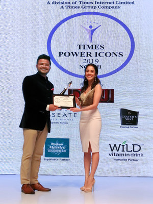 Times Power Icons 2019 - Wedding Photography Excellence Award